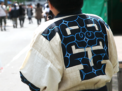 Striving to create a society in which Ainu people can live proudly