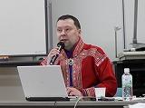 Per Klemetsen Haetta氏、Line Vraaberg 氏講演会
