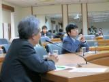 台湾国立政治大学表敬訪問