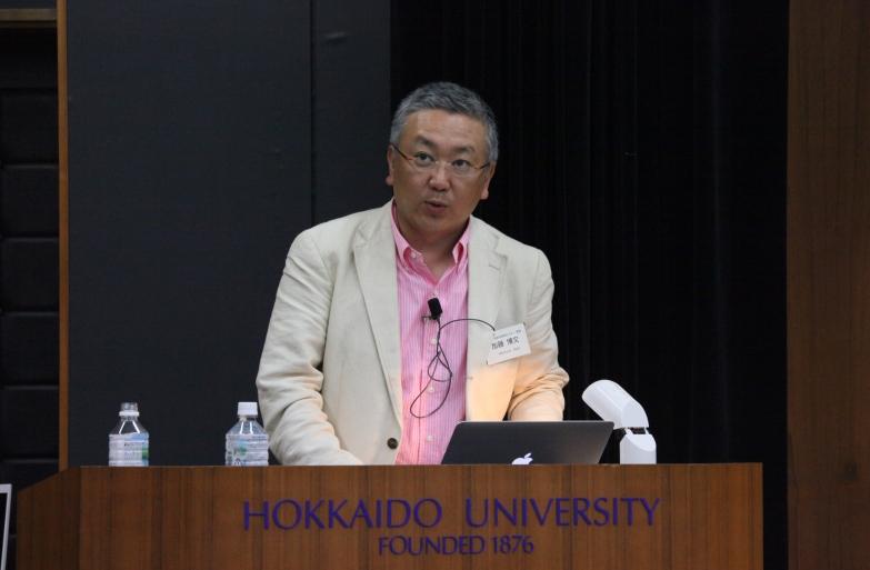 加藤 博文(北海道大学アイヌ・先住民研究センター 教授)