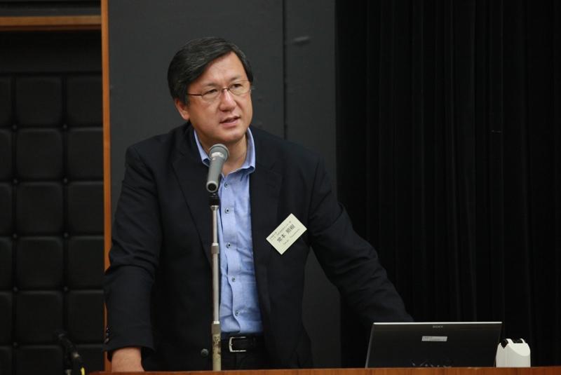常本 照樹(北海道大学アイヌ・先住民研究センター長)