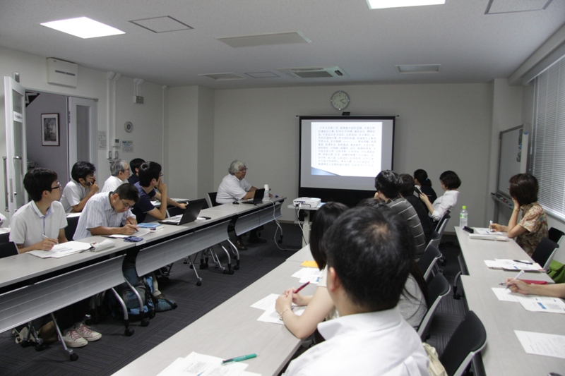 2012.9.4 アイヌ絵に関する研究会