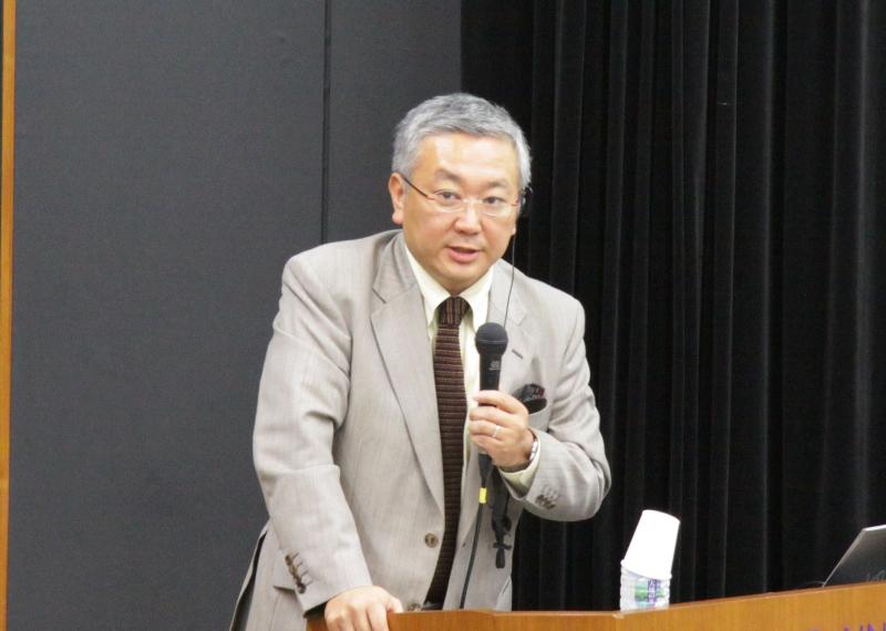 Prof. H. Kato (Hokkaido University Center for Ainu and Indigenous Studies)