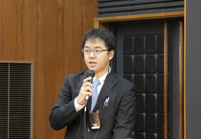 岩波 連(北海道大学文学研究科修士課程)