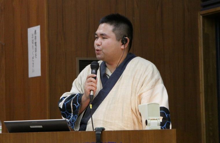 中井 貴規(北海道大学アイヌ・先住民研究センター技術補佐員)