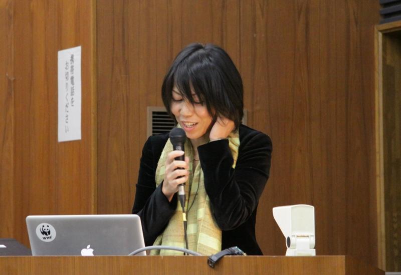 髙﨑 優子(北海道大学大学院文学研究科博士後期課程)