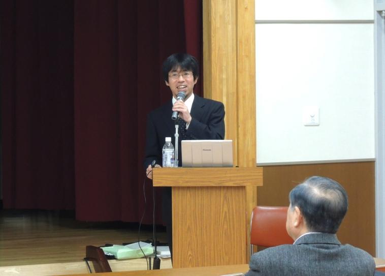 山﨑 幸治 (北海道大学アイヌ・先住民研究センター 准教授)