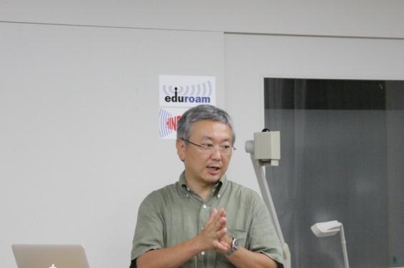 加藤 博文 教授 「考古学から見たアイヌ文化の成立過程」