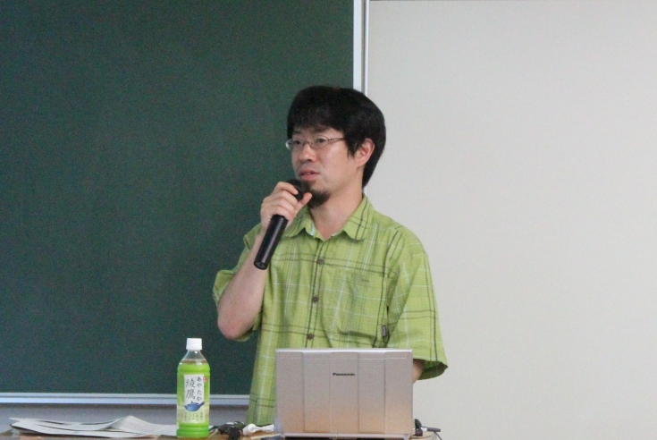 山﨑 幸治 准教授 「モノからみるアイヌ文化」