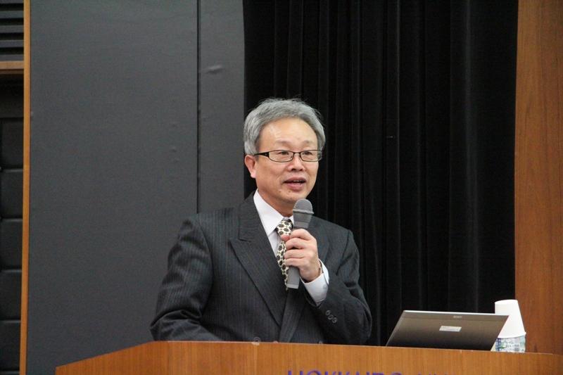 林修澈 (国立政治大学原住民族研究センター長)