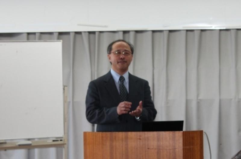 佐藤 知己(北海道大学アイヌ・先住民研究センター 教授)