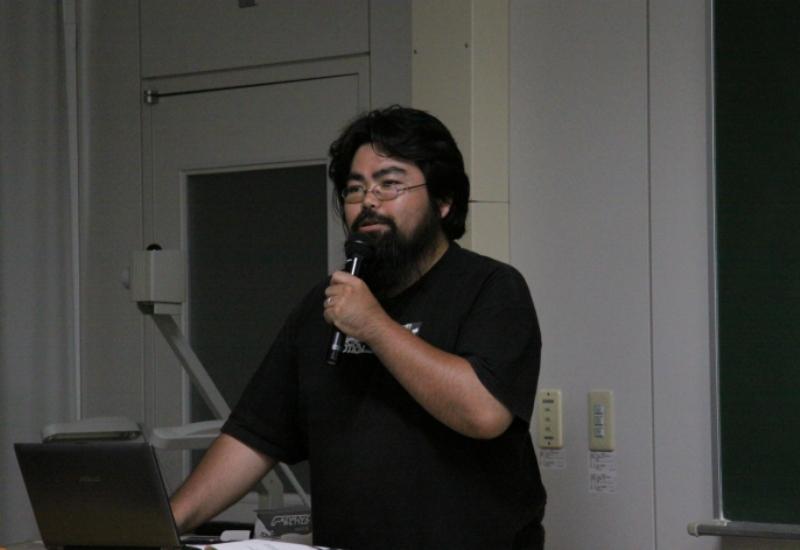 山﨑 幸治 准教授 「アイヌ民族の宗教文化」