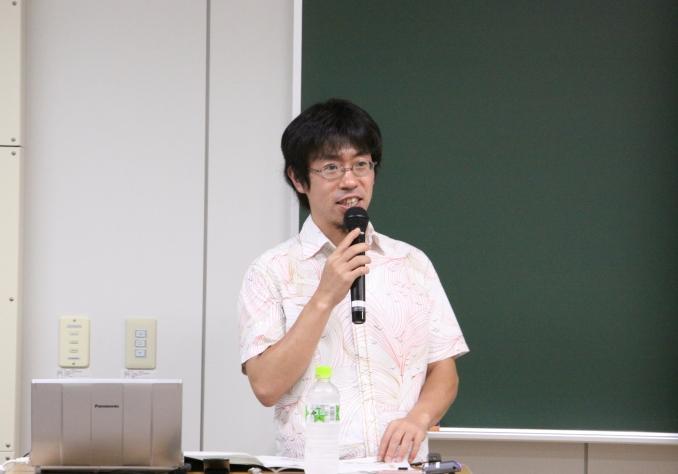 山崎 幸治 准教授 「モノから見るアイヌ文化」