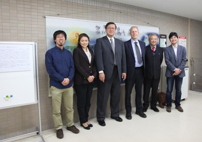 オックスフォード大学東アジア考古学・芸術・文化センターとの部局間交流協定締結