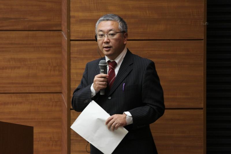 加藤博文(北海道大学アイヌ・先住民研究センター教授)