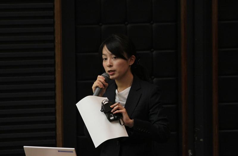 岡田真弓(北海道大学アイヌ・先住民研究センター博士研究員)