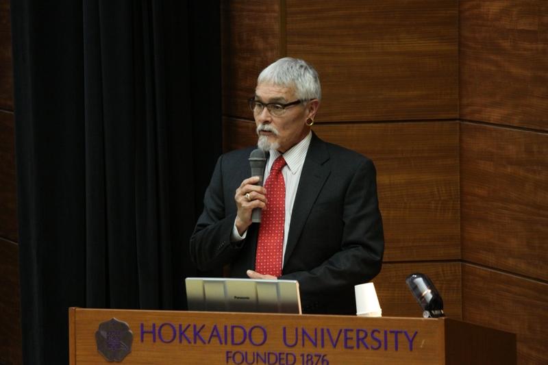 ジョー・ワトキンス(米国国立公園局部族担当人類学部長、IPinCHメンバー)