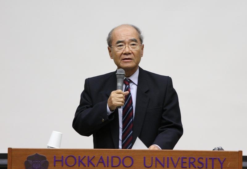 松浦晃一郎(ユネスコ前事務局長)