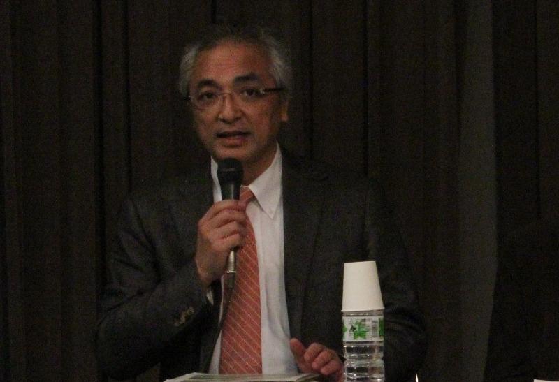 西山徳明(北海道大学観光学高等研究センター教授)
