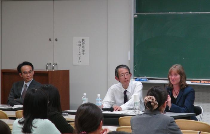 Lecture Scene
