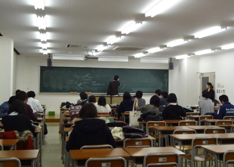 筑波大学人文・文化学群における集中講義