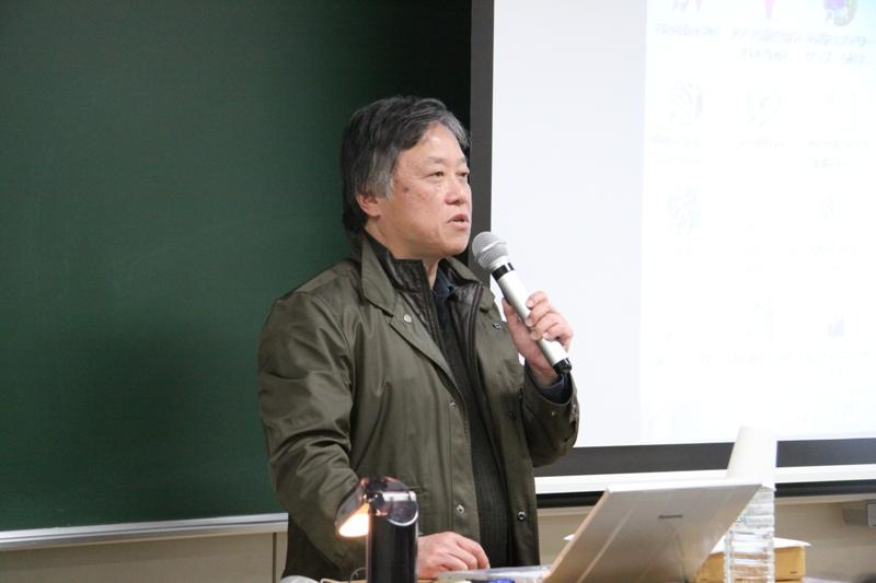 中川裕(千葉大学教授)