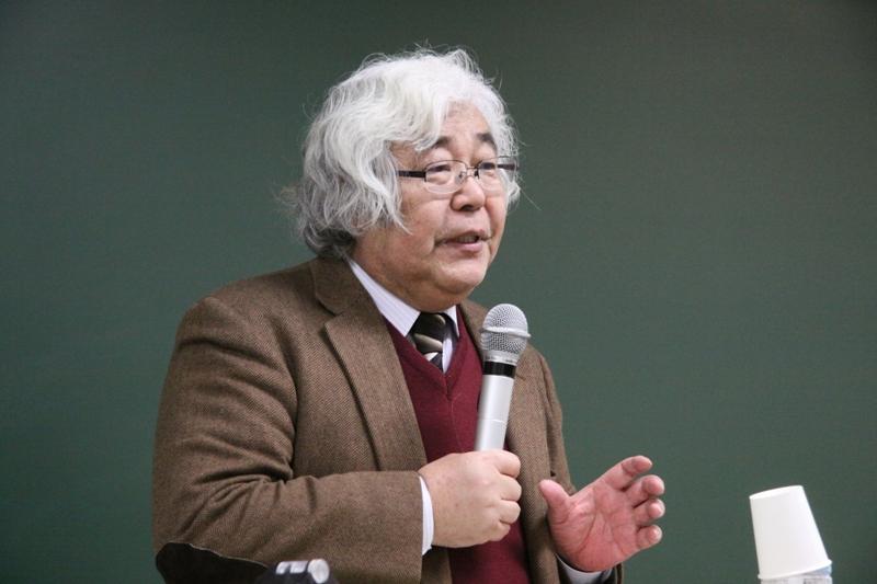 佐々木利和(アイヌ・先住民研究センター特任教授)