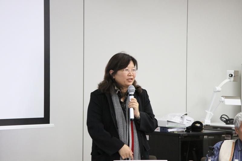 王雅萍(国立政治大学民族学系准教授)