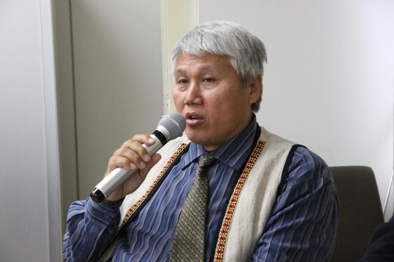 宋神財(台湾国家科学委員会計画顧問)