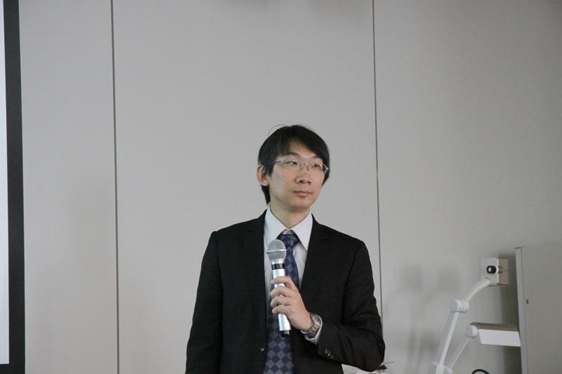 曾正男(国立政治大学応用数学系助教)