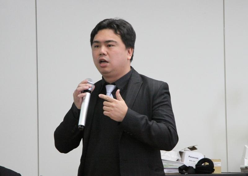 陳彥安(国立政治大学地政学系研究生)