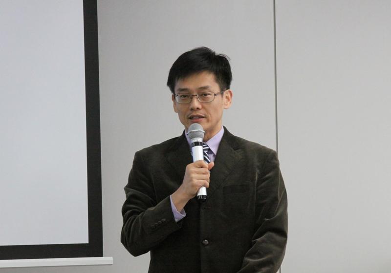 湯京平(国立政治大学社会科学院副院長、政治学系教授)
